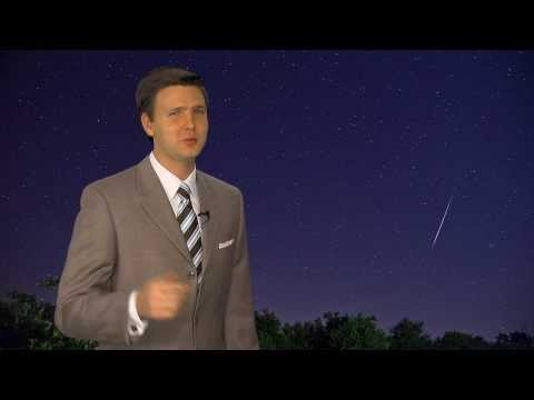 Catch A Falling Star: All About Meteors | David Rives
