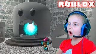 ПОБЕГ ИЗ ТЕМНИЦЫ в Роблокс приключение мульт героя в подземелье Roblox