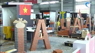 В Казани продолжается 45 мировой чемпионат по профессиональному мастерству по стандартам «Workdskills»