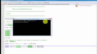 VB Scripting - Arrays