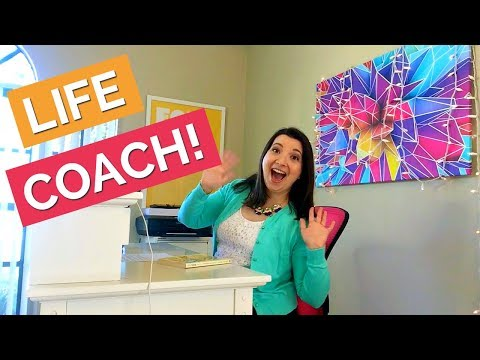 DAY IN THE LIFE OF AN ONLINE LIFE COACH | MY TYPICAL ROUTINE