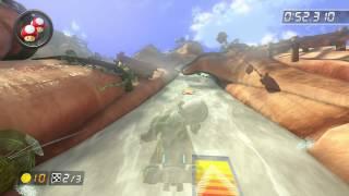 Shy Guy Falls - 1:55.168 - JαK (Mario Kart 8 World Record)