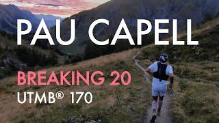 Video: UTMB 2020 Solo Pau Capell