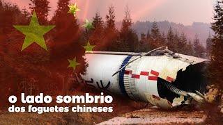 A maneira TERRÍVEL como a CHINA lança foguetes
