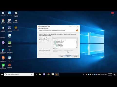 Hướng dẫn cài đặt VLC Media Player trên máy tính