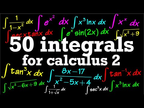 Former McDonald's Worker Teaches Integrals for 6 Hours!