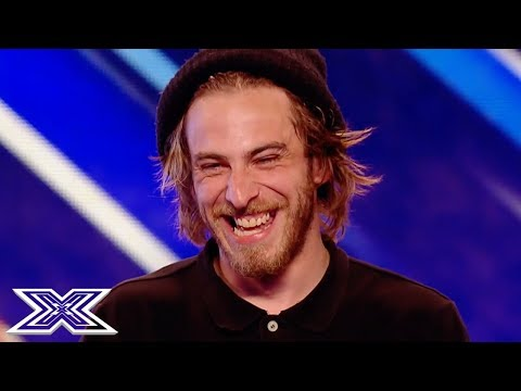 Homeless Contestant Changes His Life With FLAWLESS Audition! (видео)