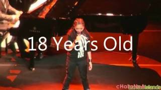 Charice - To Love You More (all through the years)