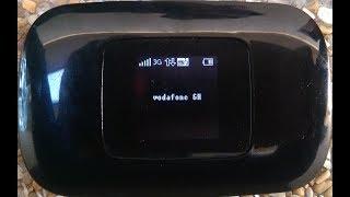 Unlock vodaone M028T Mifi Router