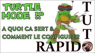 FPV Tuto Rapido : LE TURTLE MODE EXPLIQUE - Config et démo.