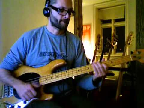 Teena Marie  - I need your loving - bass playalong