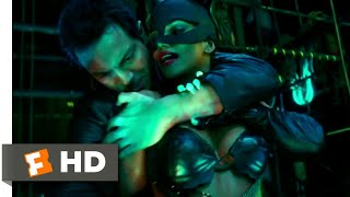 Catwoman (2004) - Backstage Brawl Scene (7/10) | Movieclips