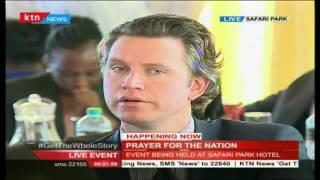 Foreign Nationals address National Prayer Breakfast