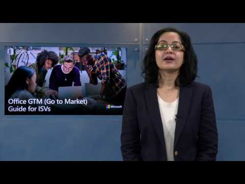 Office Go to Market for ISVs Guide: Utilize Programs