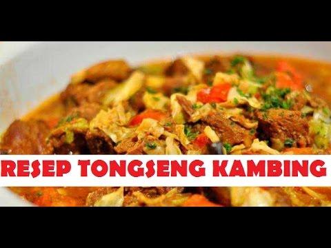 Video Resep Tongseng Kambing Sederhana