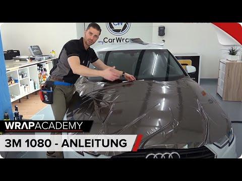 3M SERIE 1080 - CarWrapping Folie 2.0 - TEIL2