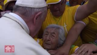 Papa Francisco e as mulheres: admiração e gratidão