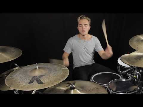 Play - Dave Grohl - Full Drum Cover