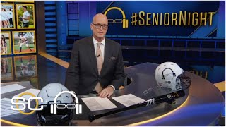 Scott Van Pelt honors Bucknell baseball and more in the final week of #SeniorNight   SC with SVP