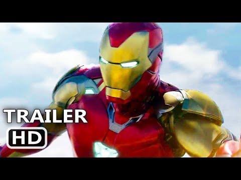 Trailer dos Vingadores 4 novo