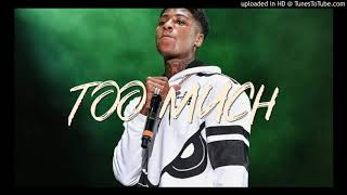 """Video thumbnail of """"[FREE] NBA Youngboy x Quando Rondo Type Beat 2020 """"Too Much""""
