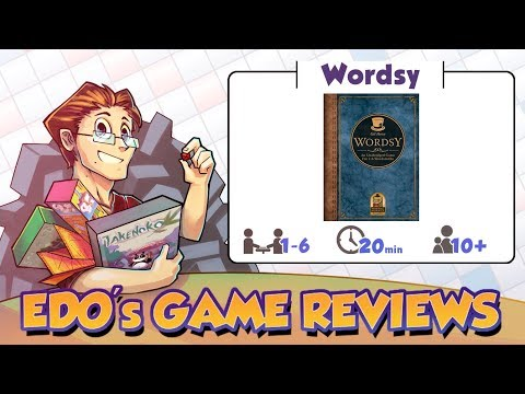 Edo's Wordsy Review
