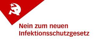DKP: Nein zum neuen Infektionsschutzgesetz
