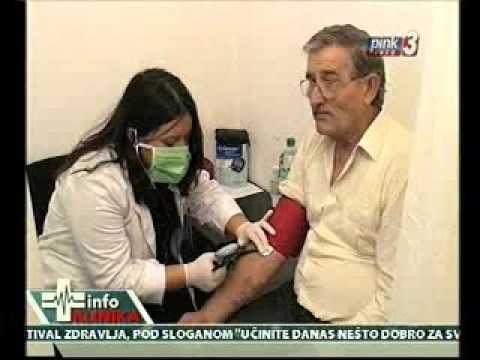 Pirminės arterinės hipertenzijos gydymas moderniais vaistais