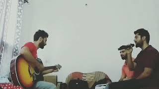 Yaar na miley on guitar(Hardy Sandhu)