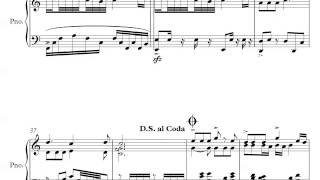 Chắc Ai Đó Sẽ Về Piano Sheet Tutorial - KobeThuy