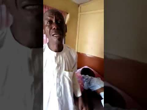 CIVIL SERVANT, WIFE IN TEARS AFTER LOSING THEIR CHILD DUE TO LACK OF MONEY IN KOGI STATE