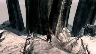 Skyrim - Parkour/Flips/Acrobatics (Acer Aspire V3-571G-6622)