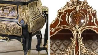 Louis XIV Furniture, Louis XV Furniture, Louis XVI Furniture