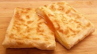 Пироги из лаваша с сыром и яйцом (по мотивам хачапури по-аджарски:)