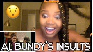 Al Bundy's Best Insults REACTION!!!