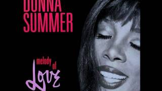 Donna Summer - Melody of Love (Wanna Be Loved) [Junior Vasquez DMC Remix Edit]