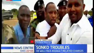 Coast regional commander Rashid Yakub withdraws assault case against besieged Mike Sonko