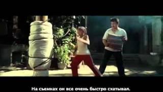 Каратэ-пацан, Интервью с актерами)