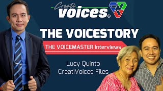 The VoiceStory Episode 2 Lucy Quinto
