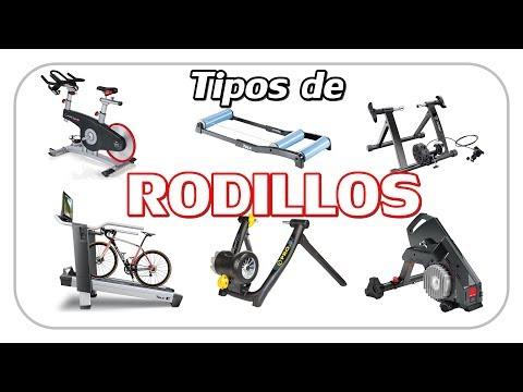 TIPOS de RODILLOS para CICLISMO | Entrenamiento en Invierno.
