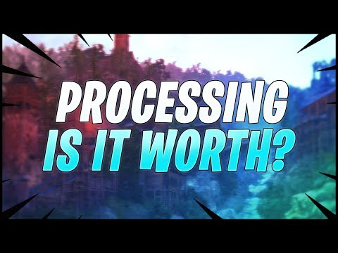 Should You Process In 2019? Lifestyle Podcast Ep.12 | Black Desert Online