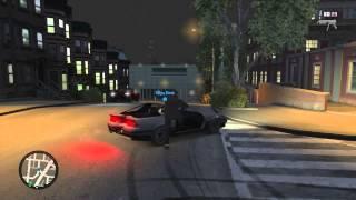 Grand Theft Auto IV Funny Moments With Killjoy Bionic! 1#