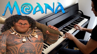 Disney's MOANA  - You're Welcome (Piano Cover)