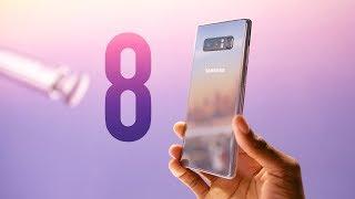 Samsung Galaxy Note 8 Impressions!