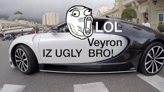4 Reasons Why I Hate The Bugatti Veyron
