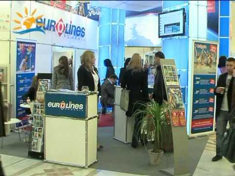 Interviu Cosmin Marinov – Eurolines, Târg Holiday Market, 17-21 martie, Bucureşti – VIDEO