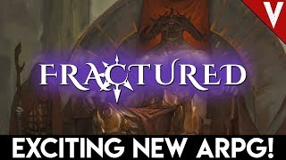 FRACTURED MMO ARPG FIRST LOOK -- GAMEPLAY REVEAL