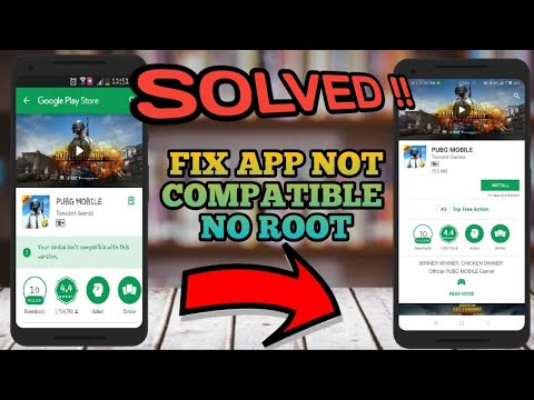 How To Install Incompatible Apps From Android Market For Unsupported Devices(2018) | No Root Mp3