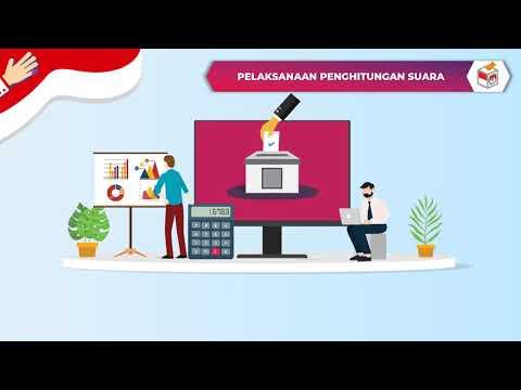 Panduan KPPS Tata Cara Pemungutan dan Penghitungan Suara Pemilu 2019 (Dalam Negeri)