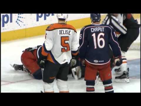 Brandon Manning vs. Kerby Rychel